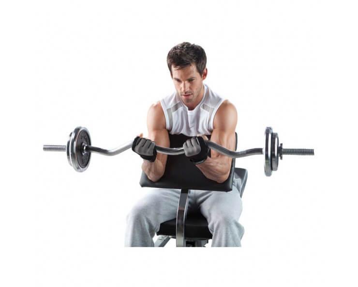 kettler pupitre biceps