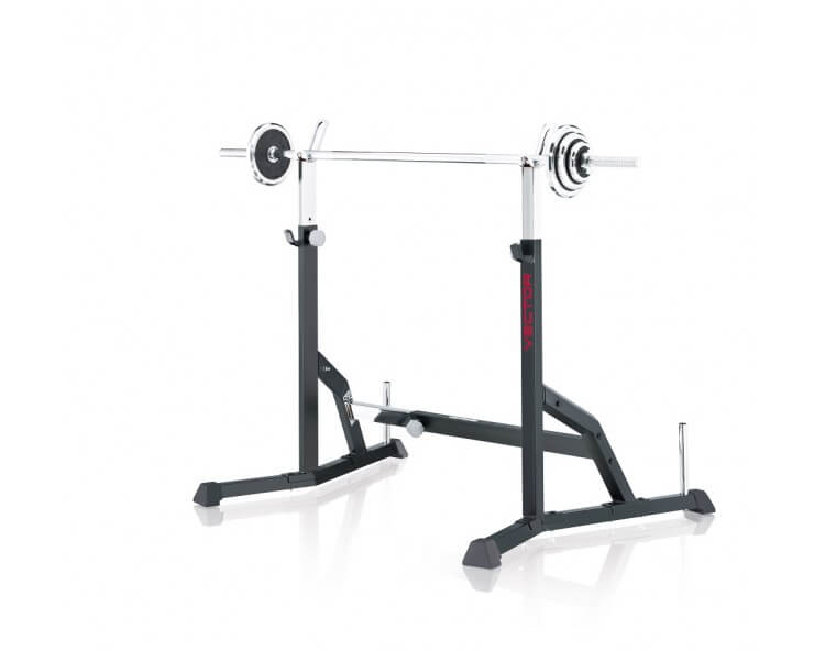 rack musculation vector kettler