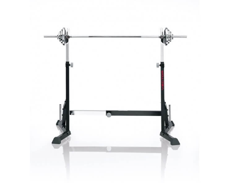 rack barre musculation vector kettler