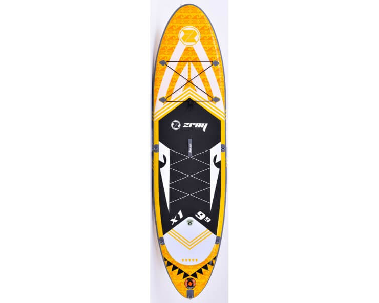 stand up paddle gonflable Zray X Rider 9'9 X1