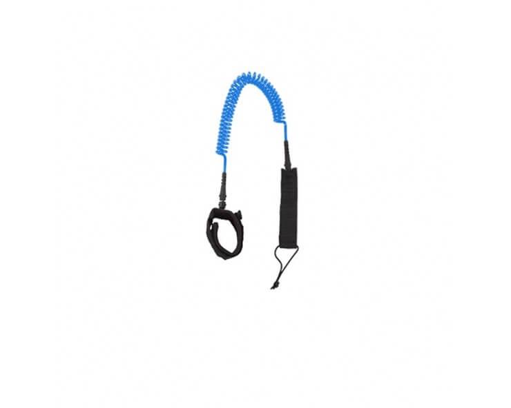 leash de sécurité offert avec le sup paddle gonflable zray