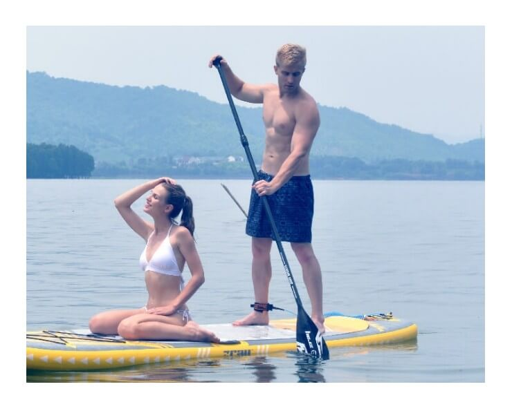 stand up paddle gonflable zray X-Rider 13'