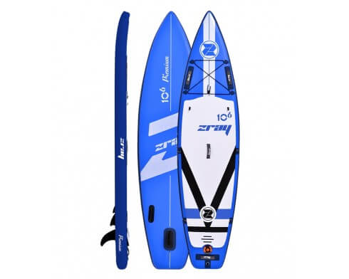 paddle gonflable F2 zray