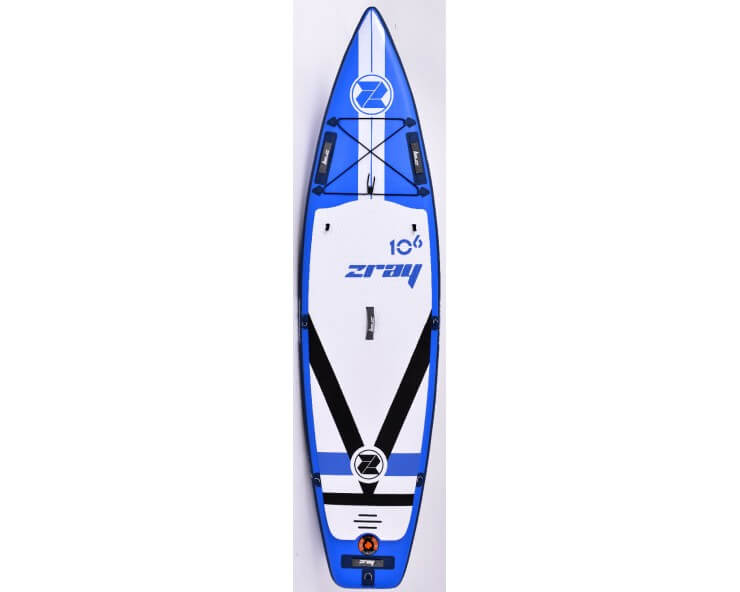 acheter planche paddle gonflable zray Fury 10'6