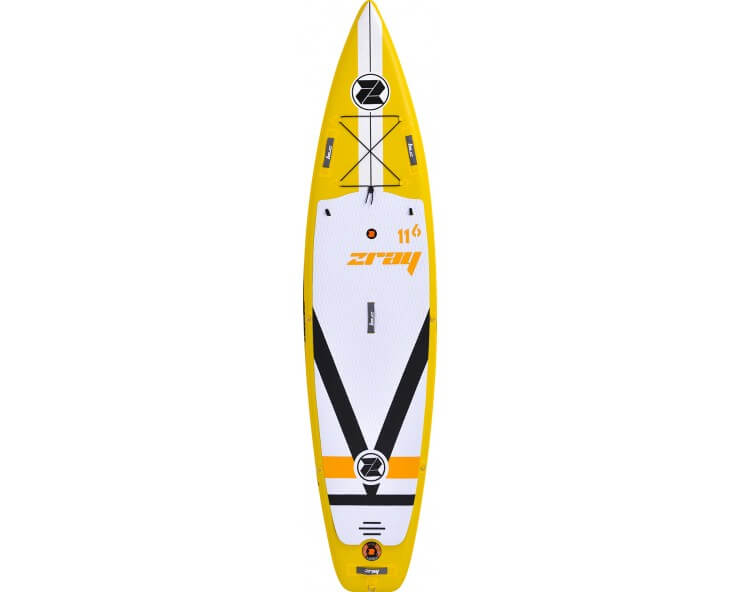 stand up paddle gonflable Fury 11 6 ZRAY