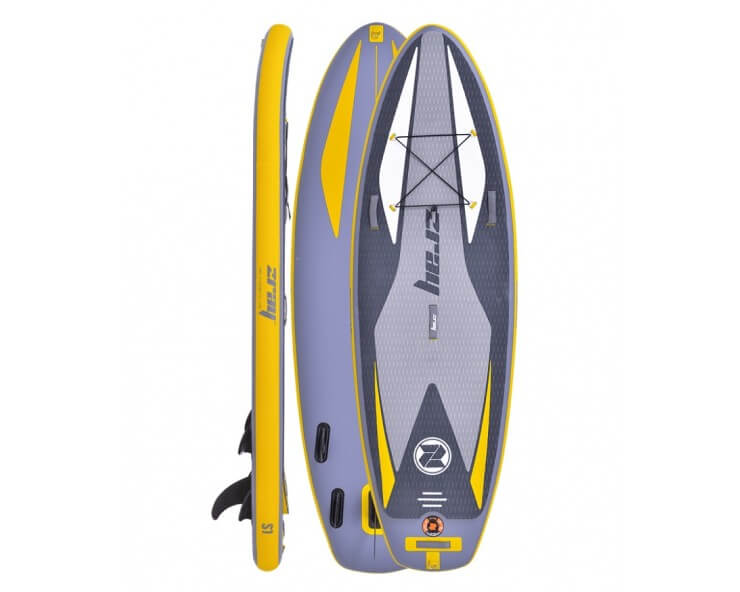 paddle gonflable zray snapper 9'6