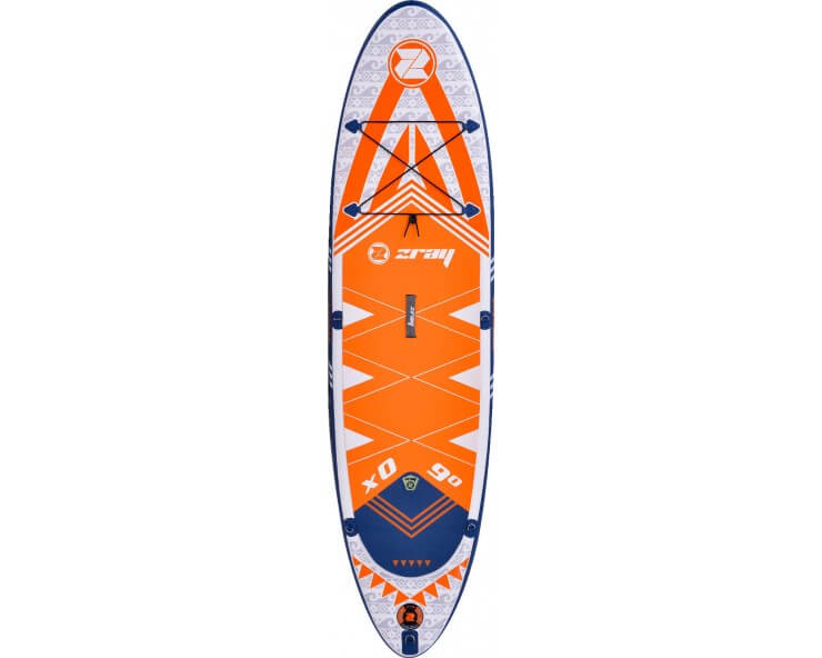stand up paddle gonflable zray x rider 9