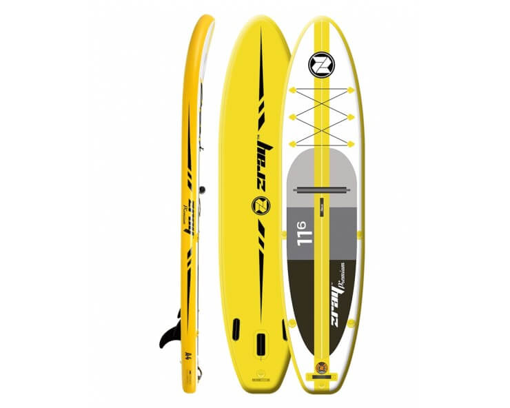 zray paddle gonflable A4 Atoll 11'6