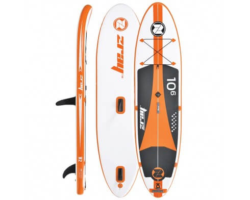 stand up paddle gonflable zray windsurf 10 6