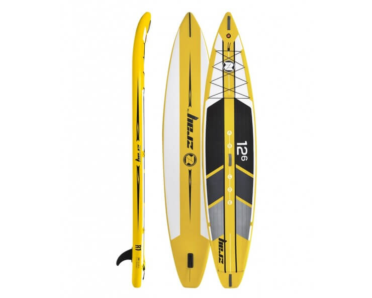 paddle gonflable zray Rapid 12 6