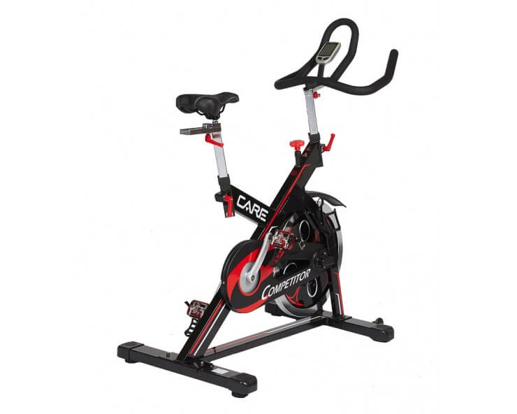 velo appartement biking spinbike competitor care fitness