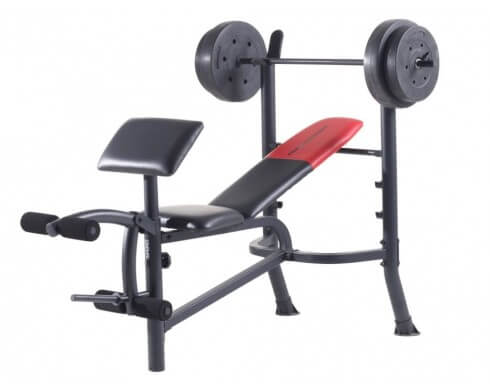 weider banc de musculation complet pro 265