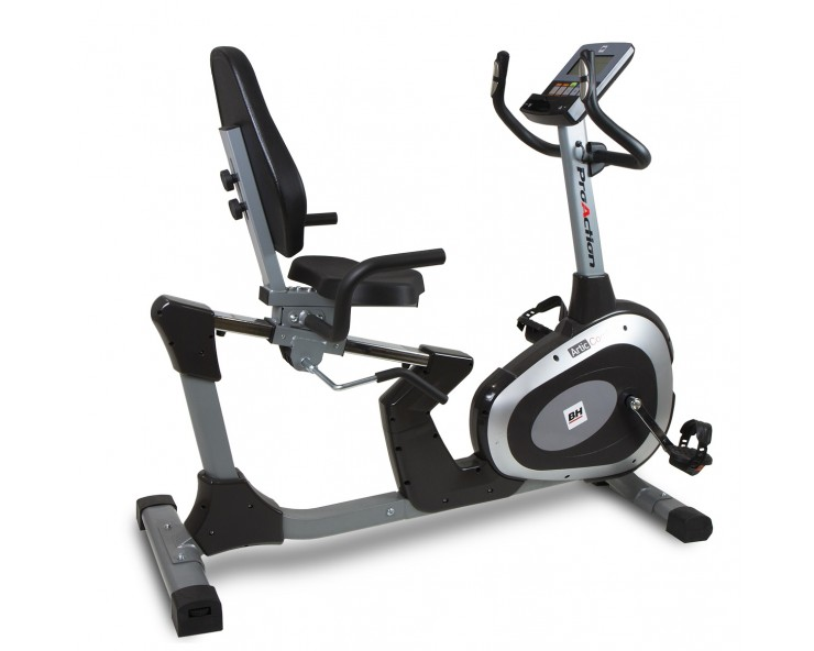 velo d appartement semo allongé BH Fitness Artic Comfort Program