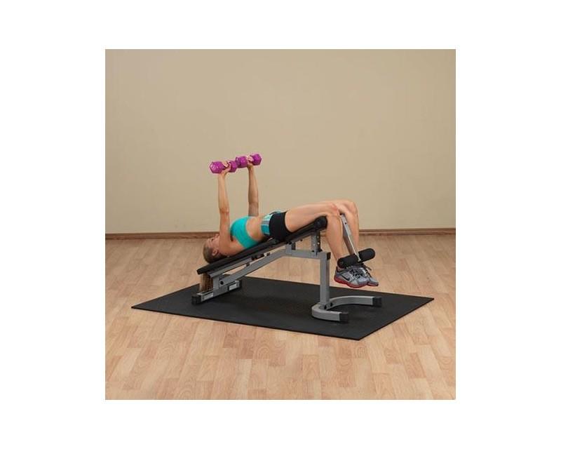 Banc De Musculation Multiposition Body Solid Declicfitness