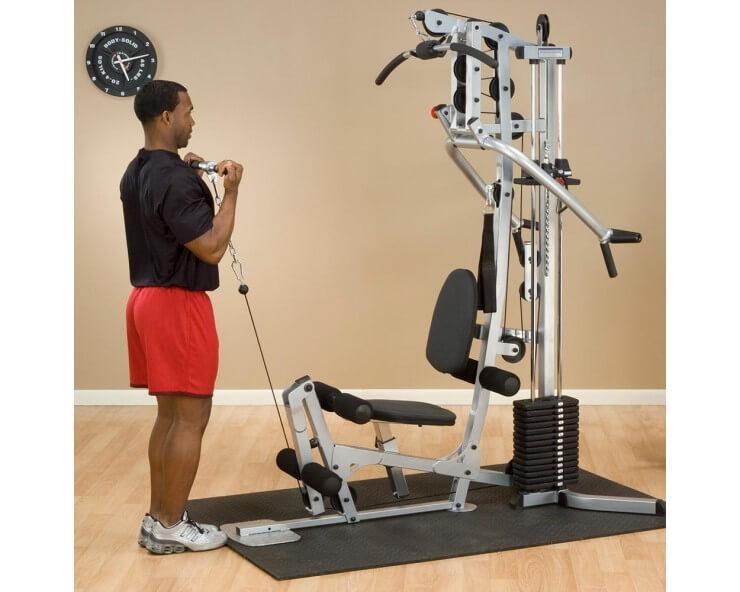 Appareil de musculation Home GYM BODY SOLID BSG10X biceps
