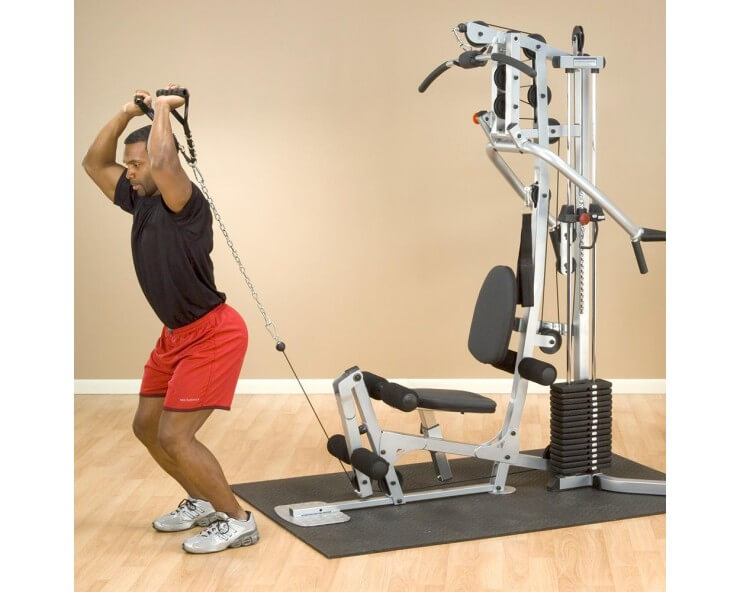 Appareil de musculation Home GYM BODY SOLID BSG10X triceps