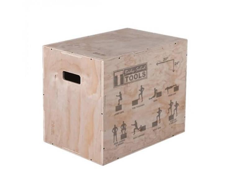 Box de Cross Training Plyo BODY SOLID BSTWPBOX