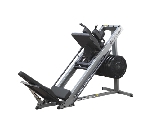 Leg Press et Hack Squat BODY SOLID GLPH1100