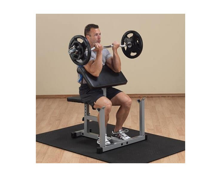 Pupitre Curl Biceps BODY SOLID PPB32X