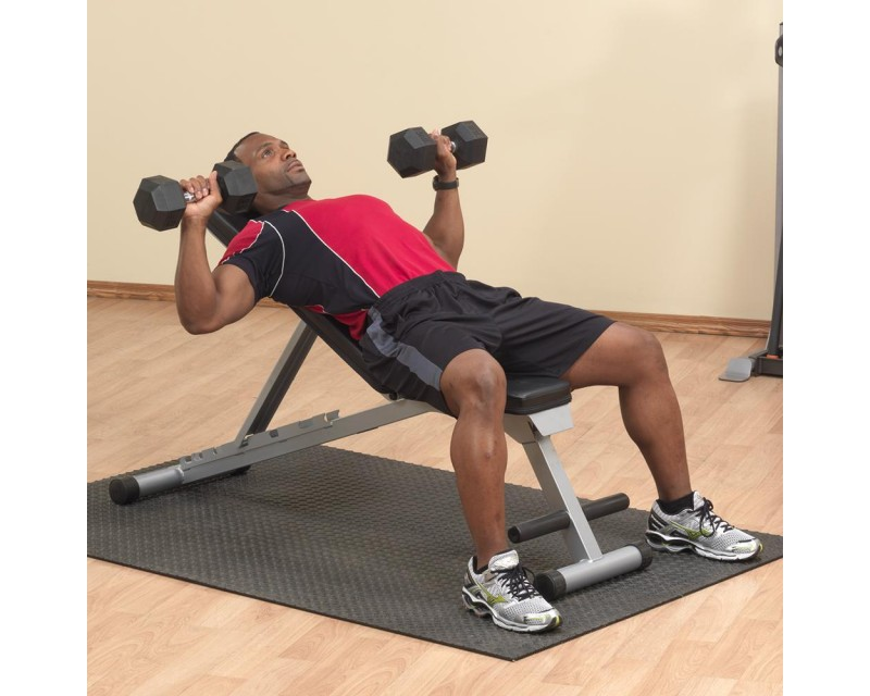 Banc De Musculation Multipositions Bodysolid Pfid125x Declic Fitness