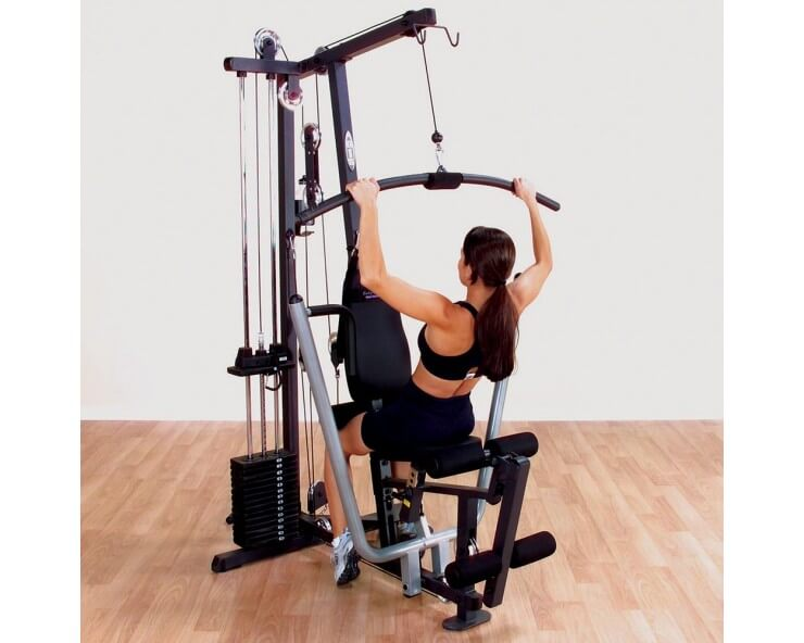 Appareil Musculation Home Gym BODY SOLID G1S