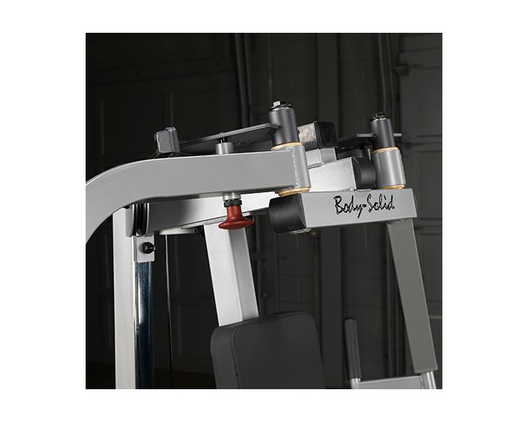 Machine de musculation PECTORAUX BODY SOLID GPM65