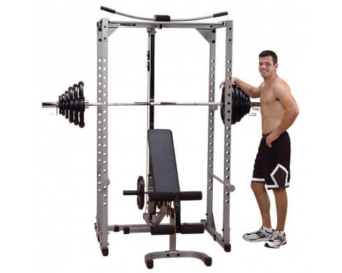 Pack Musculation Polyvalent BODY SOLID