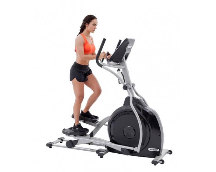 Velo elliptique Spirit Fitness XE195