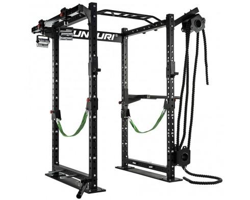 Pack Complet Cage à squat et accessoire RC20 Tunturi