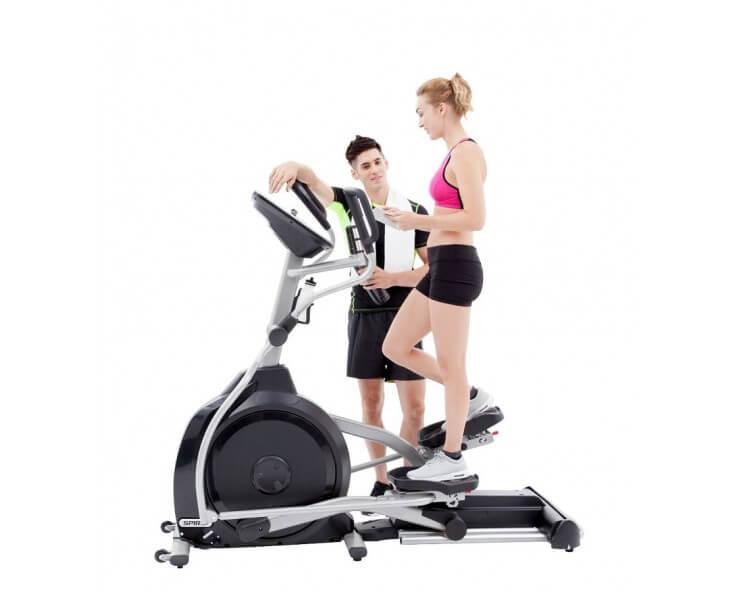 machine elliptique spirit fitness XE395