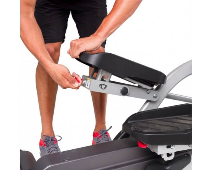acheter un velo elliptique spirit fitness X395