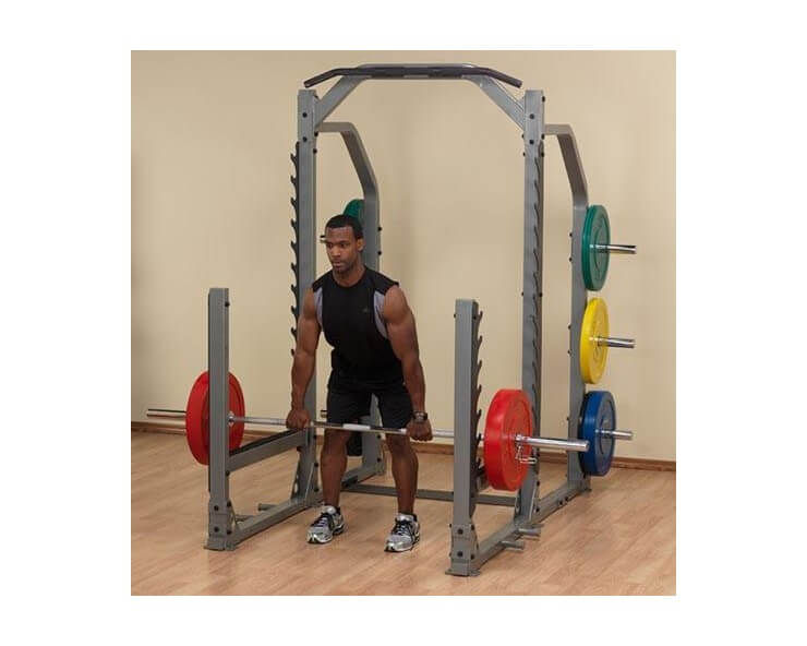 Rack a Squat Multi BODY SOLID SMR1000