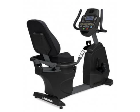 velo semi allongé CR800 Spirit Fitness