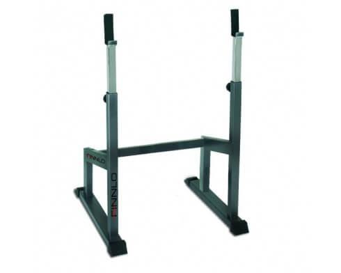 Chandelles rack Musculation Finnlo