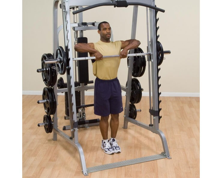 Smith Machine Body Solid Series 7 GS348Q