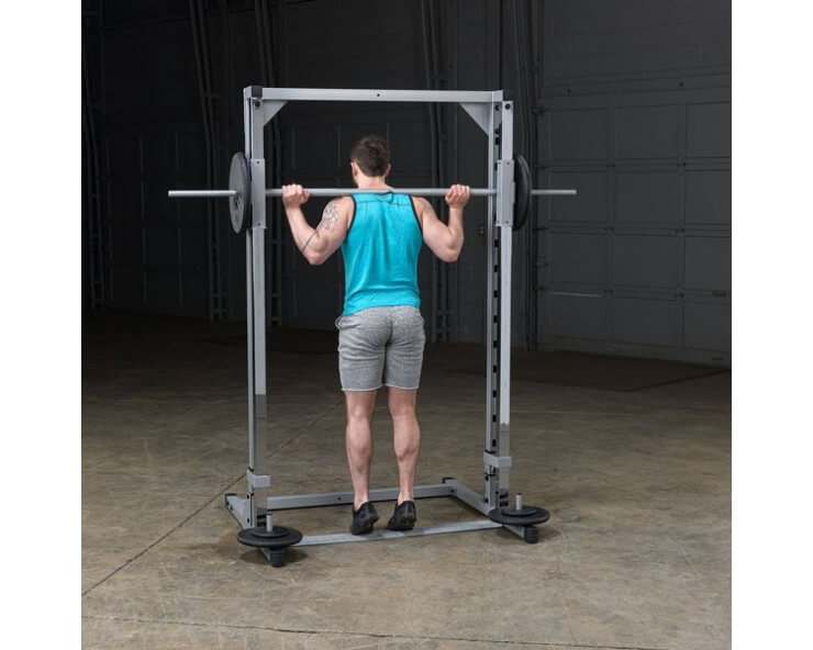 station musculation charge guidée PSM144X smith machine