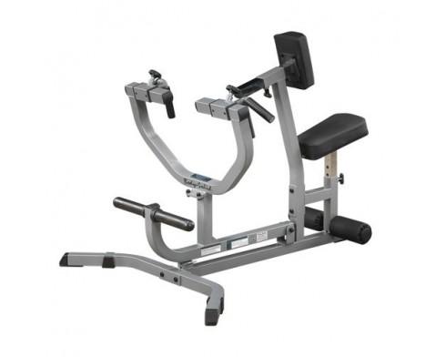Machine de dos Body Solid Rowing assis GSRM40