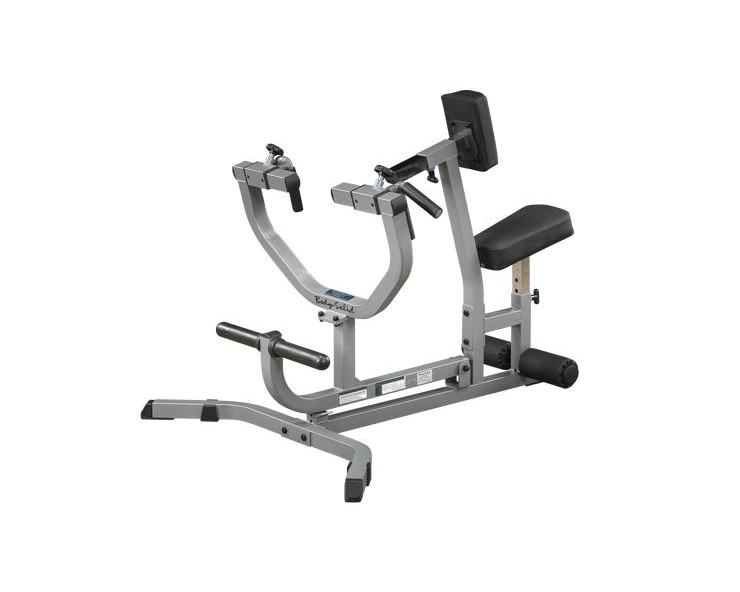 Machine de dos Body Solid Rowing assis GSRM40