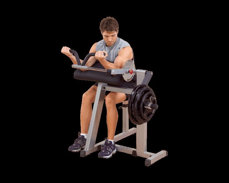 Machine Biceps/Triceps Body Solid GCBT380