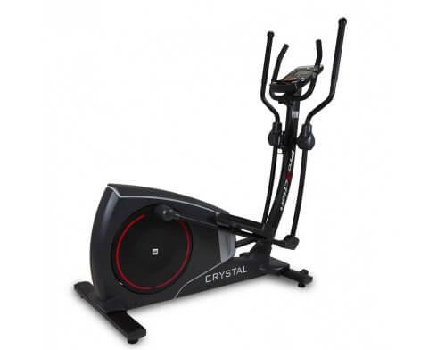 achat velo elliptique crystal bh fitness