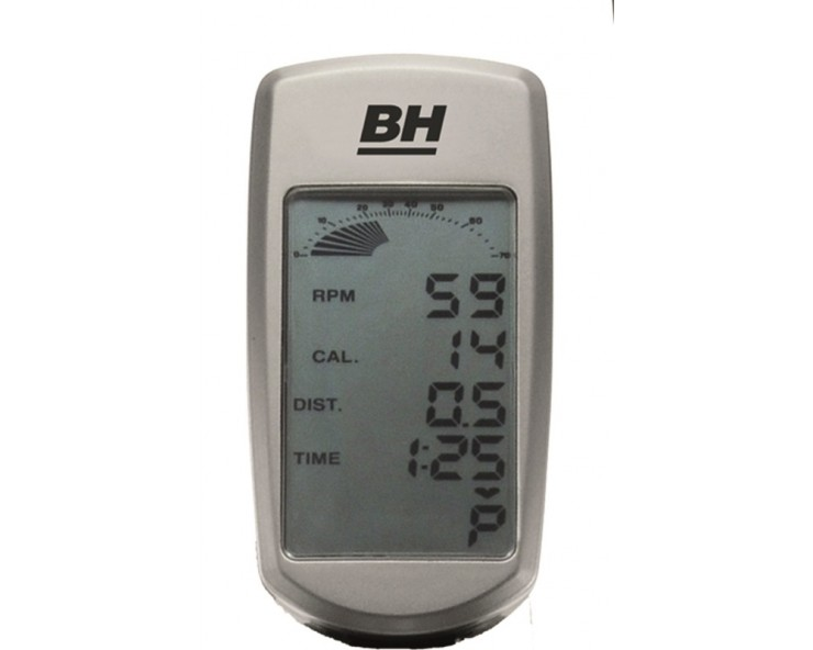 velo spinning bh fitness rex electronic