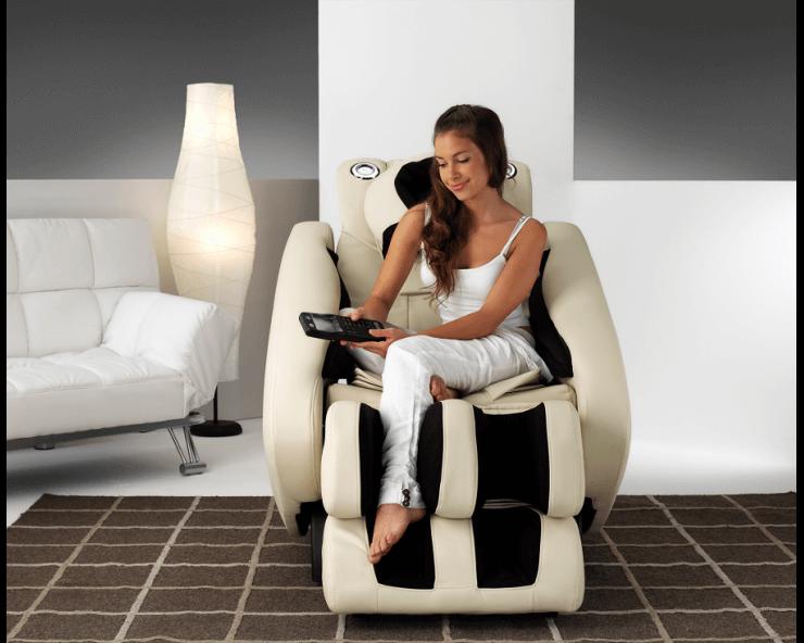 fauteuil massant shiatsu