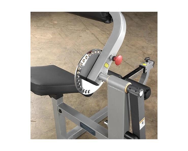 Machine a abdos et lombaire Body Solid GCAB360