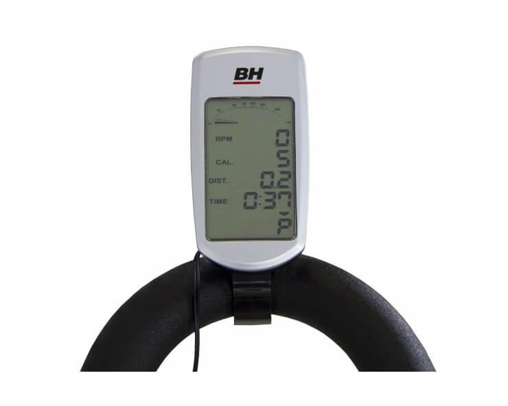 velo de biking bh fitness helios