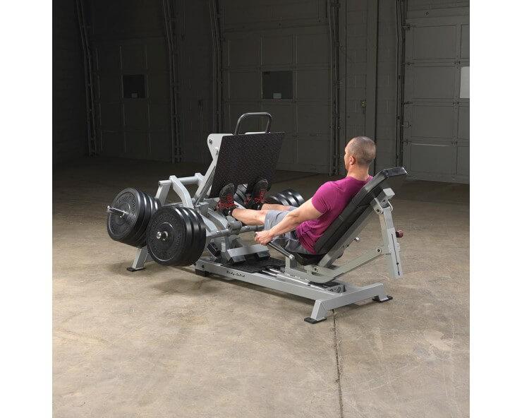 Leg press machine pro Body Solid LVLP