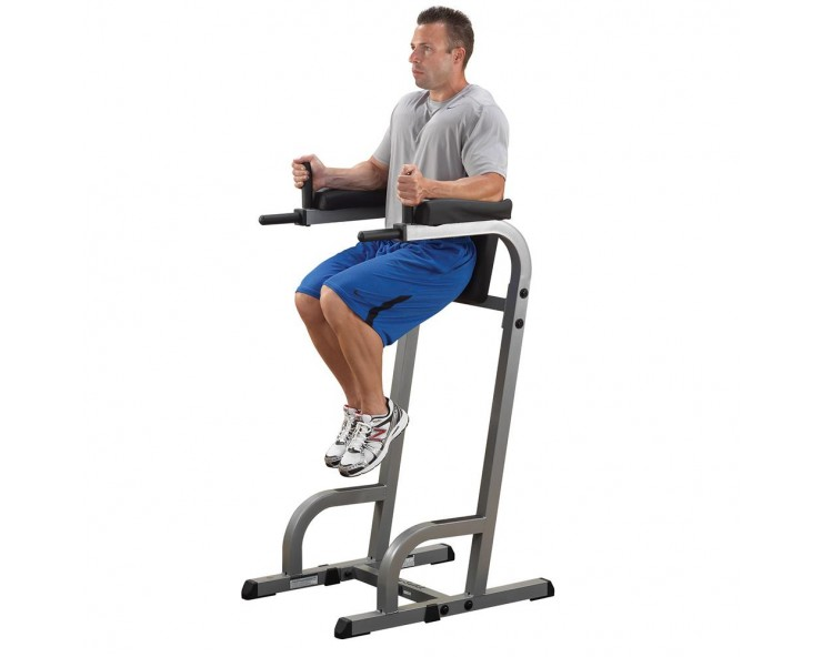 Chaise Romaine Dips Abdos Body Solid Gvkr60