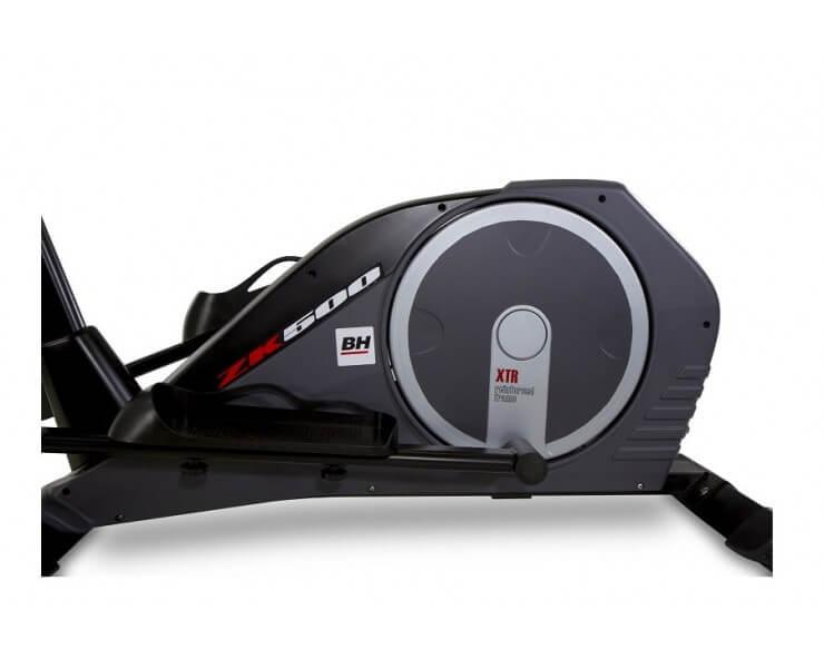 velo elliptique bh fitness ZK500