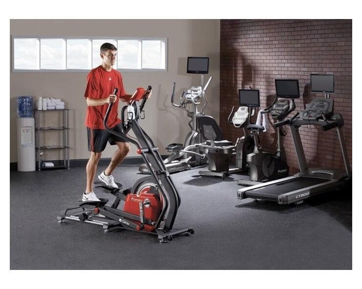 machine elliptique Spirit Fitness CG800