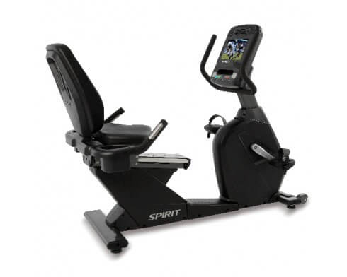 Velo Semi-allongé CR900TFT Spirit Fitness