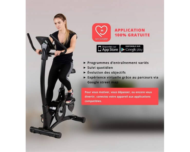 velo appartement care fitness CV390